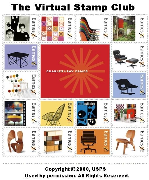 2008 United States Stamp Schedule