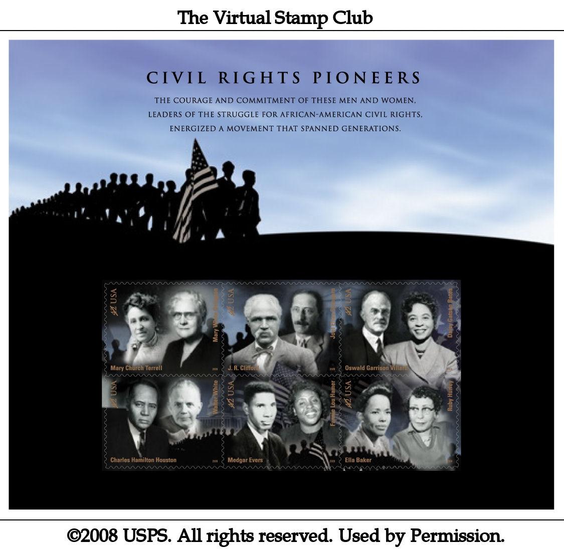 Civil Rights Pioneers (2009)