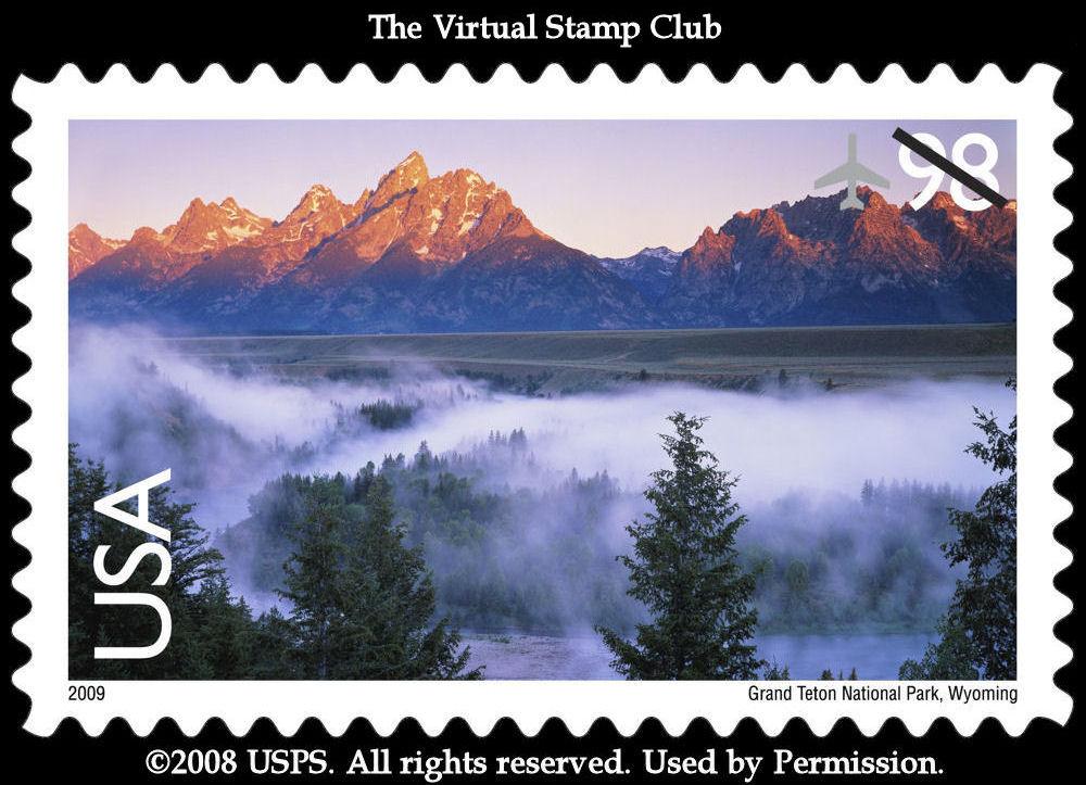 Grand Teton National Park (2009)