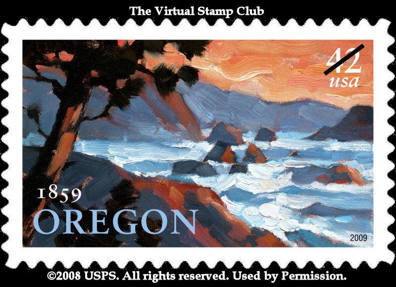 Oregon Statehood (2009)