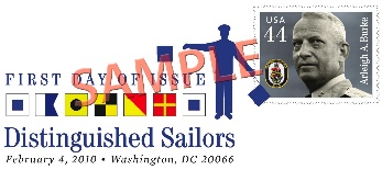Distinguished Sailors DCP cancellation