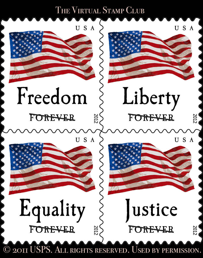 Virtual Stamp Club 2012 Us Stamp Schedule - United-states-forever-stamps